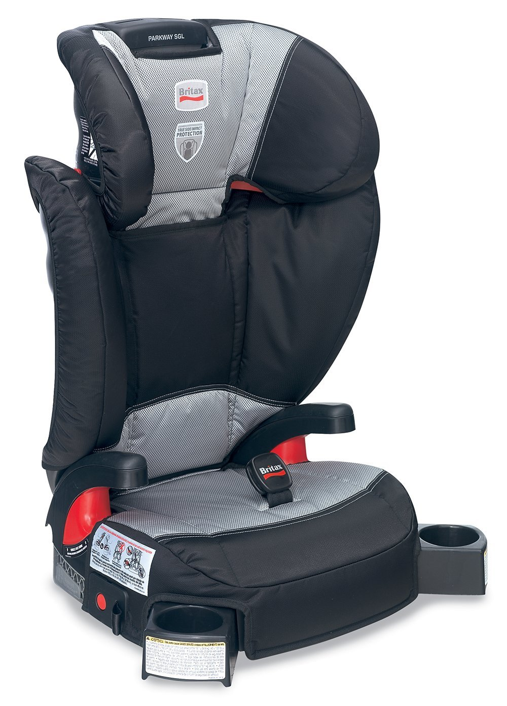 Britax Booster Seat - Nantucket Baby