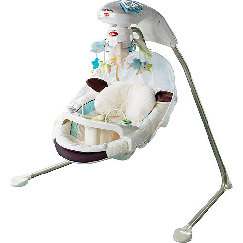 fisher price sheep swing 2