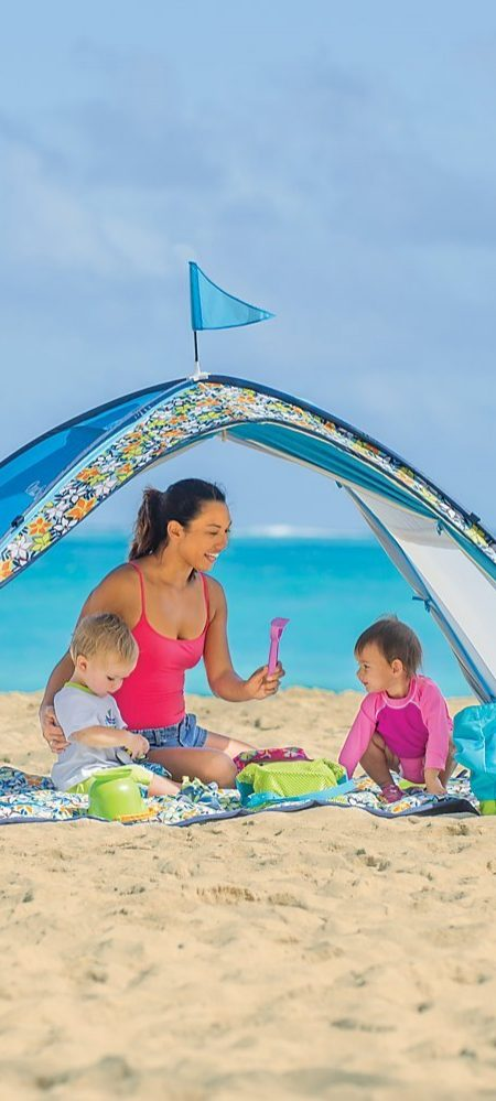 One Step Ahead Beach Cabana  sc 1 st  nantucket baby equipment and beach equipment rentals : one step ahead baby tent - memphite.com