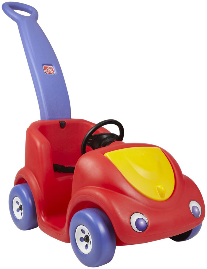 Step 2 Push Car