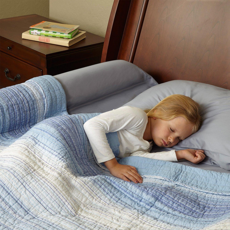 Hiccapop Bed Rail Bumper (Foam) - Nantucket Baby